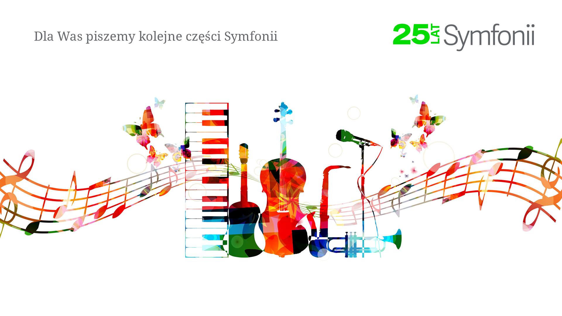 Symfonia - Promocja 25% na 25-lecie