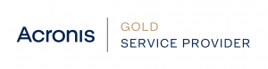 Acronis Gold Service Provider