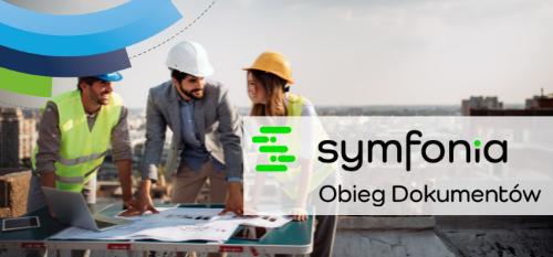 Webinarium Symfonia Obieg Dokumentów Twoje cyfrowe biuro